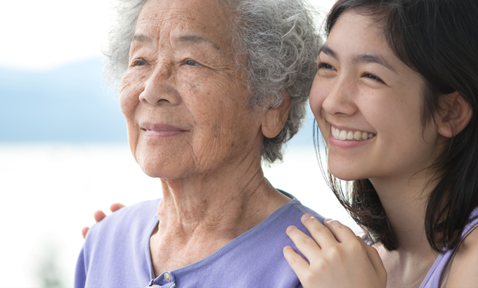 Helping to spread awareness for Dementia care in Singapore
