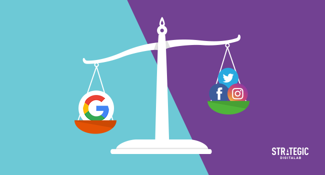 Why SEO could be more important than social media