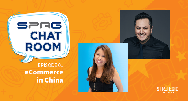 SPRG Chatroom Episode 1: Ecommerce in China