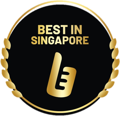 Best in Singapore Badge